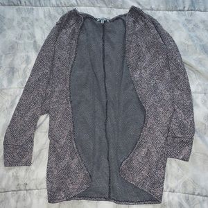 Charlotte Russe | Brown Shades Cardigan